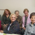 Women on Mission April 2014