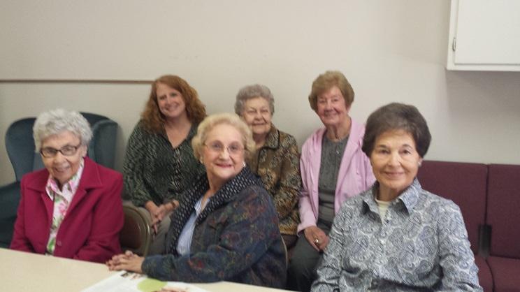 Women on Mission April 2014