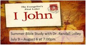 1st John banner