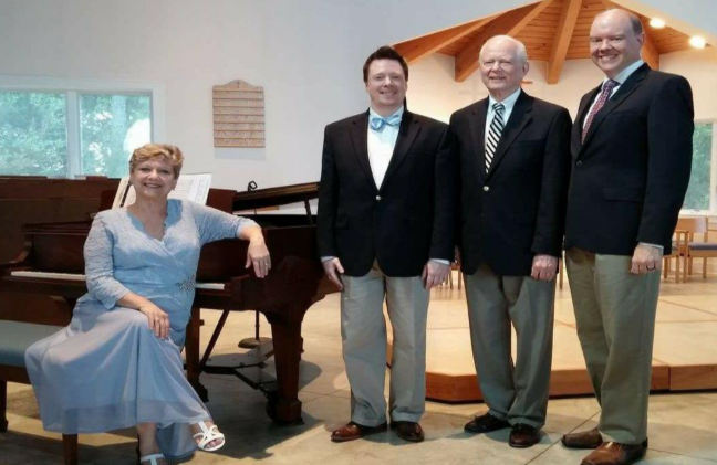 The Triangle Tenors